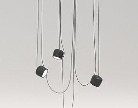 3D Aim Pendant Lamp