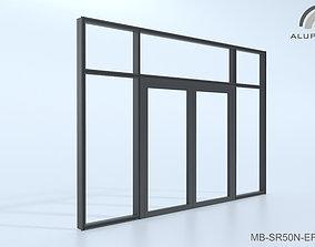 Aluprof MB-SR50N EI EFEKT 008 M-0347 3D