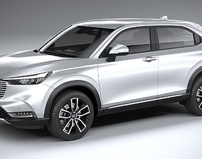 Honda HR-V 2022 3D