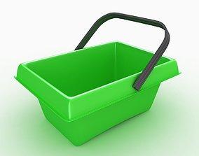 3D Shopping Basket max