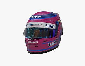 3D asset Stroll helmet 2020