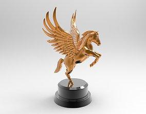 Pegasus 3D Model for 3D Printing