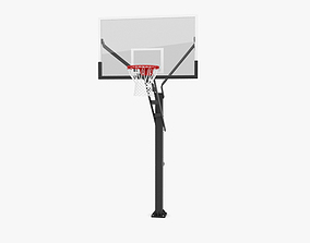 3D Flextreme Adjustable Basketball Hoop