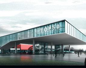 Modern Art Complex 3D