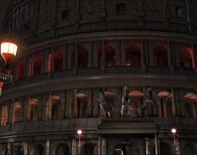 The colosseum 3D model