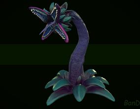 Monster plant 1 3D model