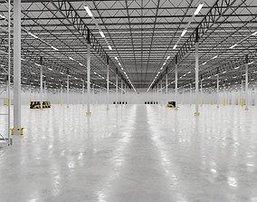 3D model Warehouse Interior 10