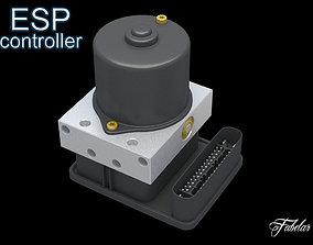 ESP controller 3D