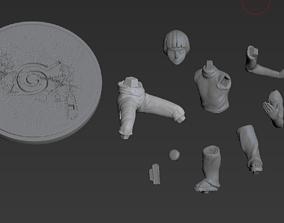 Erro Erro child 3D model