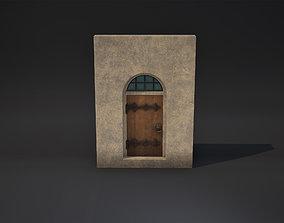 Door Game - Ready 3D asset