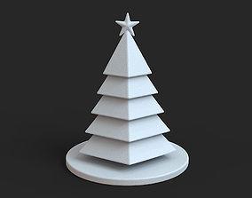 Printable Christmas Tree 01