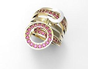 unique ring 3D print model