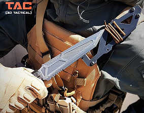 3DTAC TBX Training Blade