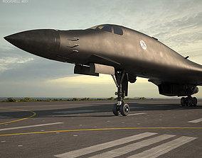 Rockwell B-1 Lancer 3D