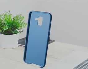 3D print model Samsung Galaxy J6 2018 TPU case