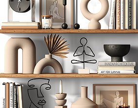 3D model Decor set HARMONY