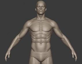3D model mele base mesh sculpt