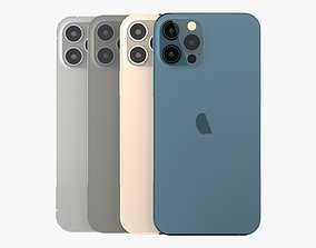 3D model portable iPhone 12 Pro
