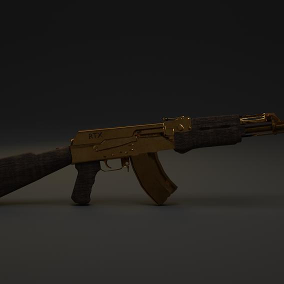 Golden AK