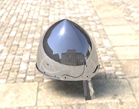3D printable model My NEW Norman War Helmet