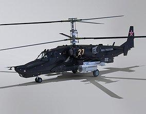 Kamov Ka-50 Hokum 3D