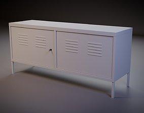 3D Room Locker Closet