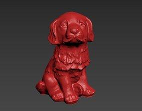 ridgeback Dog 04 3D print model