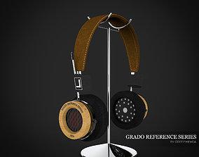 3D model Grado Reference Series Headphone