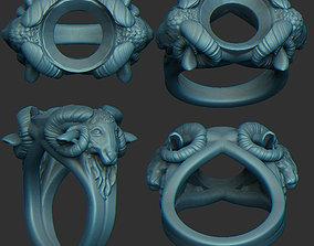 3D print model Ring for Ram