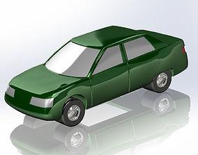 VAZ-2110 3D printable model