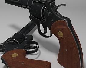 Colt Python 357 3D