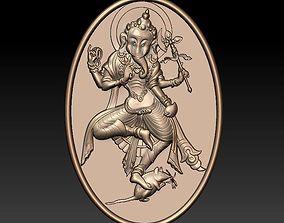 religious 3D ganesha