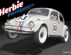 Herbie Fully Loaded 3D