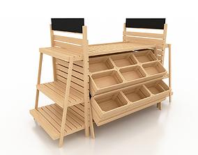 Shelf 3D model 5