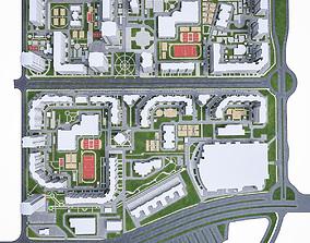 Urban Area 05 3D model