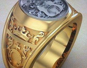 Club Lashchinsky and Lashinsky ring 66 3D printable model