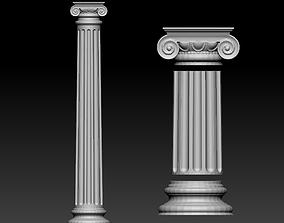 3D print model Ion Column