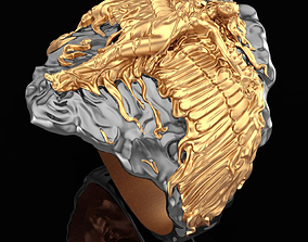 3D print model Ring Phoenix