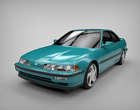 Honda Integra Coupe DA5-Interior Uptade-All Parts in