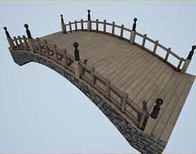 3D model game-ready Bridge