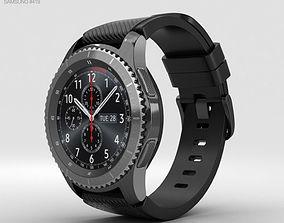 health Samsung Gear S3 Frontier 3D