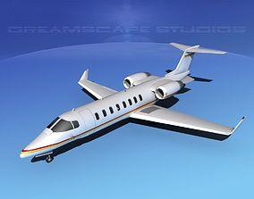 3D model LearJet 45 V13