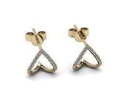 Earrings 3D print model small