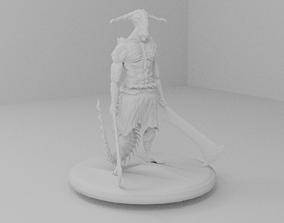 dark Capra Demon for 3D Printing