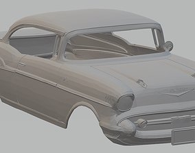 210 Sport Coupe 1957 Printable Body Car