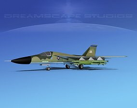 General Dynamics FB-111 Aardvark V01 3D model