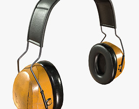 earmuffs 3D asset