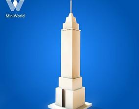Torre Latinoamericana 3D print model