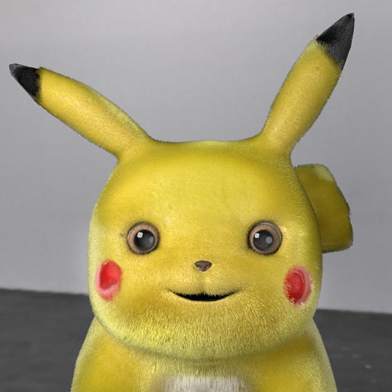 Pikachu Soft Toys
