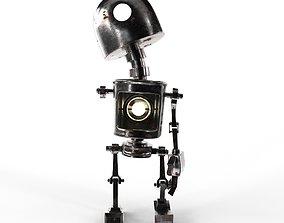 METAL ROBOT 3D model